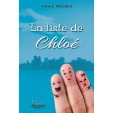 La liste de Chloé - Annie Proulx