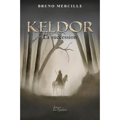 Keldor, La succession (version numérique EPUB)  - Bruno Mercille