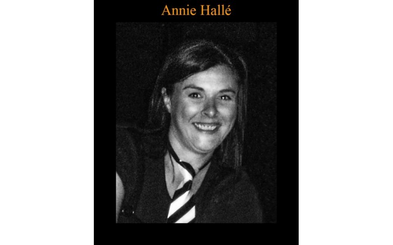 Annie Hallé