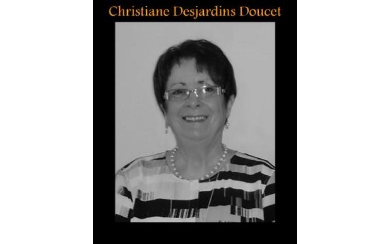 Christiane Desjardins Doucet