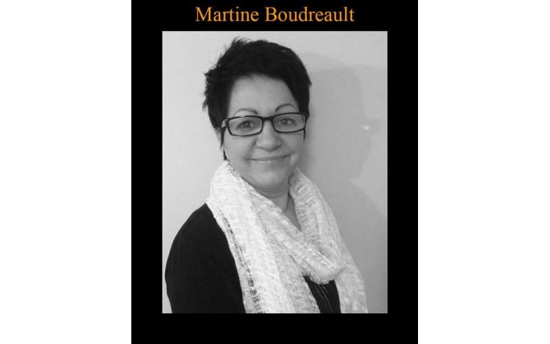 Martine Boudreault